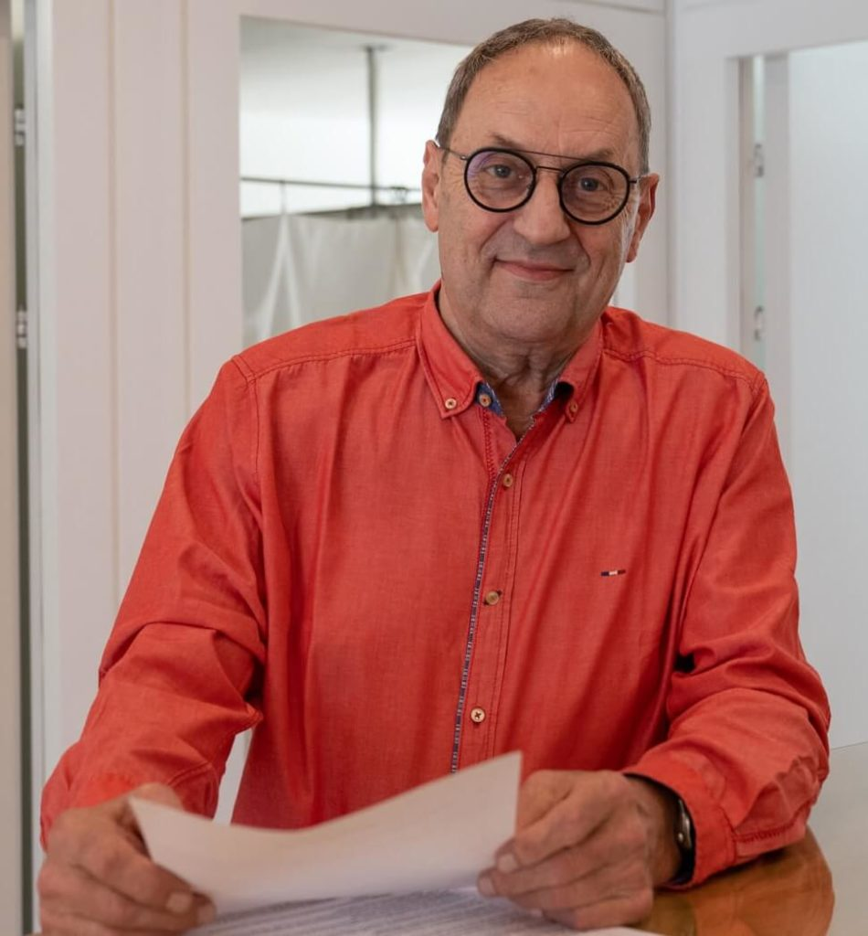 Dr. Ackermann Osteopath in Ludwigshafen