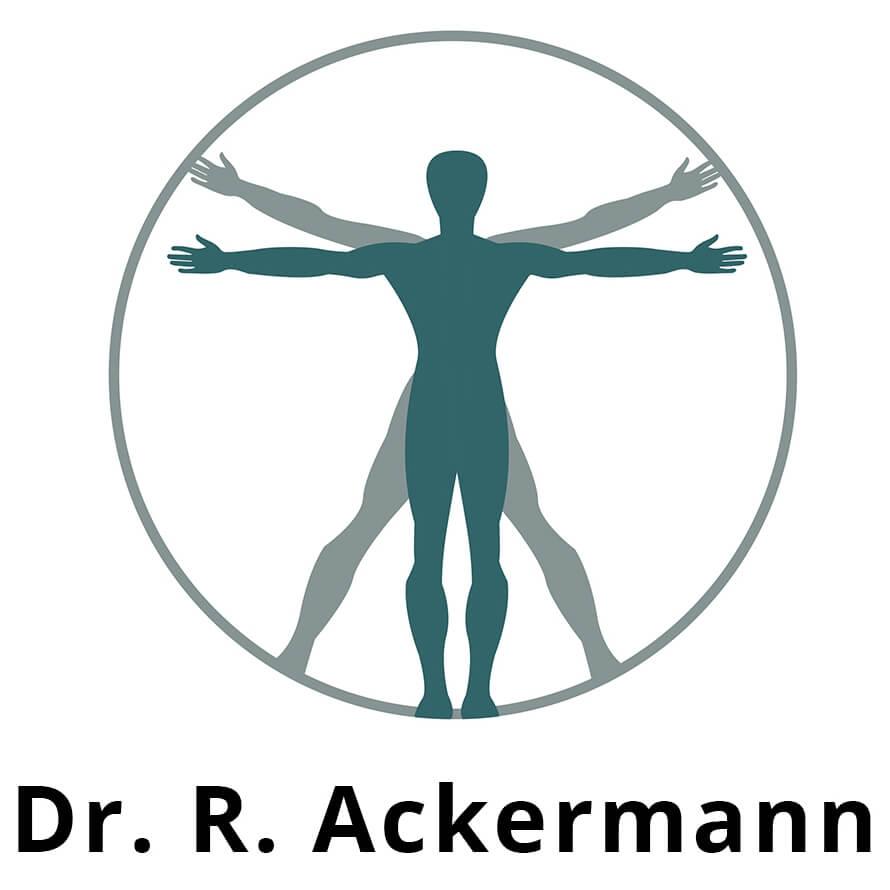 Logo Dr. Rainer Ackermann Osteopathie Ludwigshafen